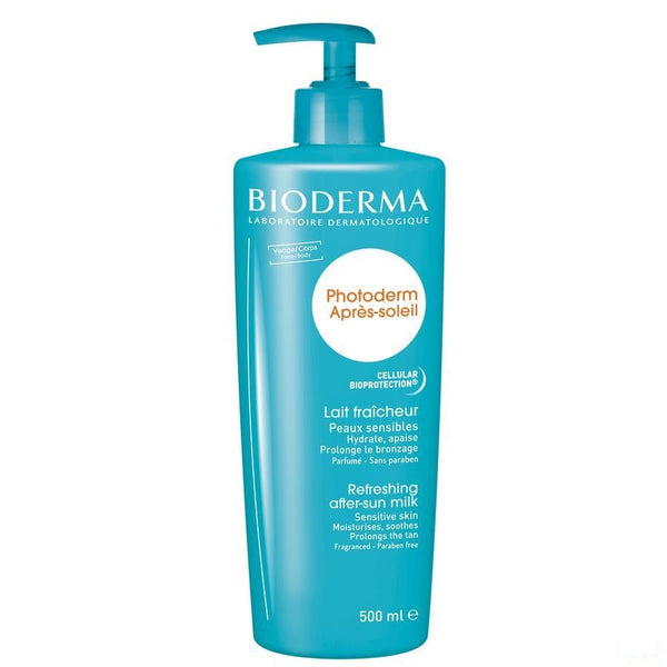 Bioderma Photoderm After Sun Pompfles 500ml