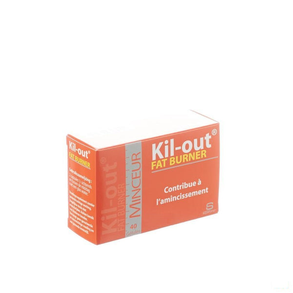 Kil Out Fat Burner Capsules 40 - Superphar - InstaCosmetic