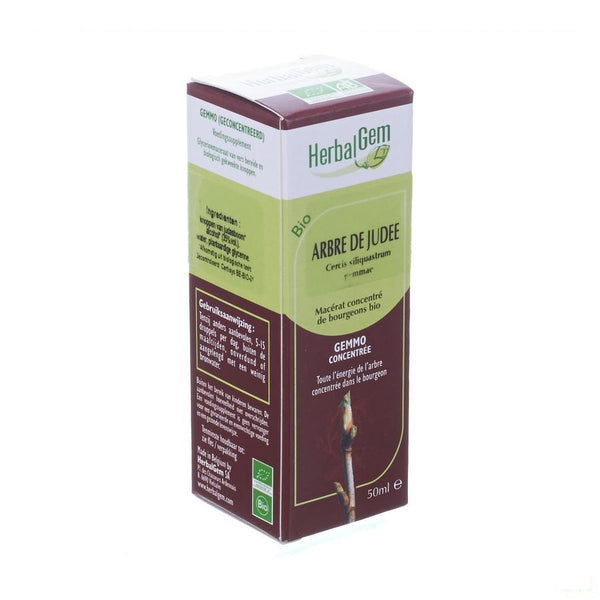 Herbalgem Judasboom Maceraat 50ml - Herbalgem - InstaCosmetic