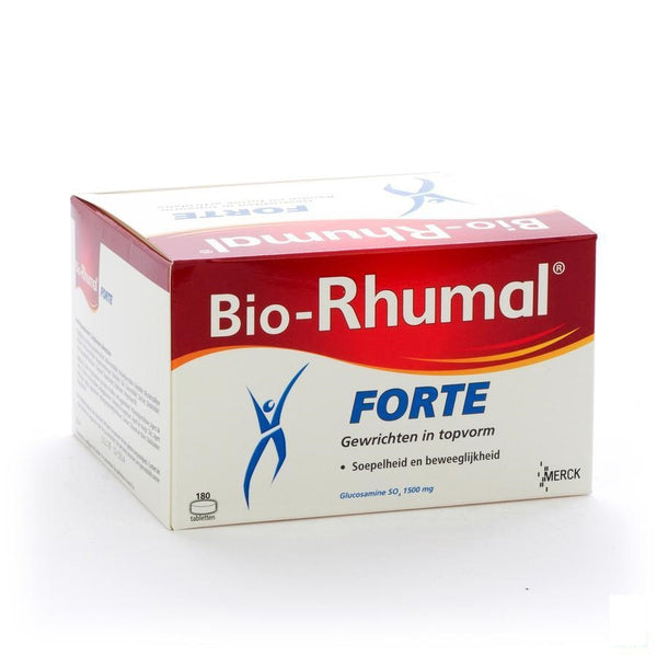 Bio Rhumal Forte 1500mg - 180 Tabletten - Merck - InstaCosmetic