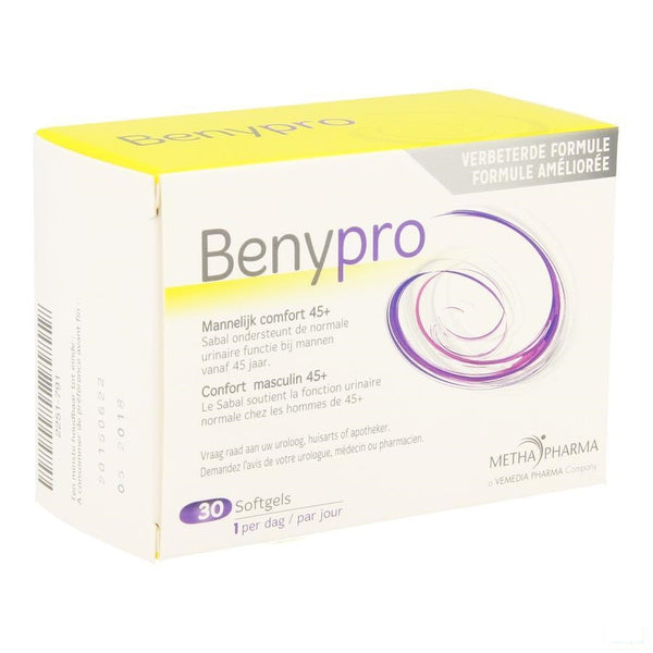 Benypro Softgel 30 - Axone Pharma - InstaCosmetic