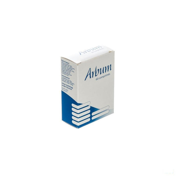 Arbum Tabletten 60 - Laboratoire Jaldes - InstaCosmetic