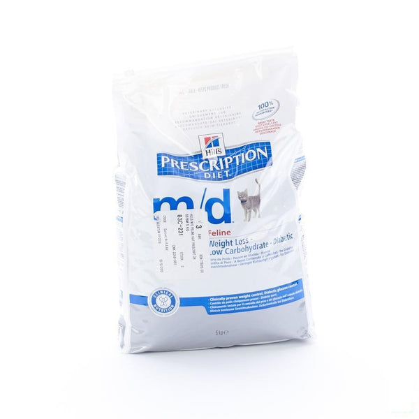 Hills Prescrip.diet Feline Md Sec 5kg 5516m - Hill's Pet Nutrition - InstaCosmetic