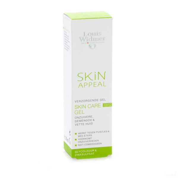 Widmer Skin Appeal Skin Care Gel 30 Ml - Louis Widmer - InstaCosmetic