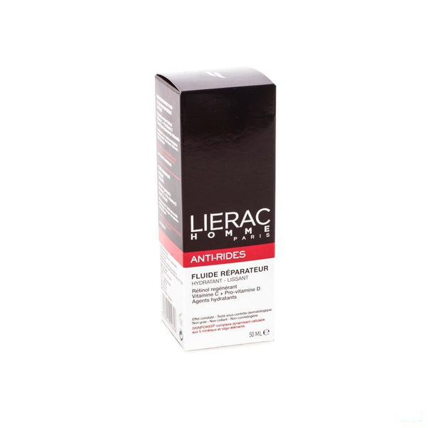 Lierac Man Anti Rimpel Herstellend 50 Ml - Lierac - InstaCosmetic