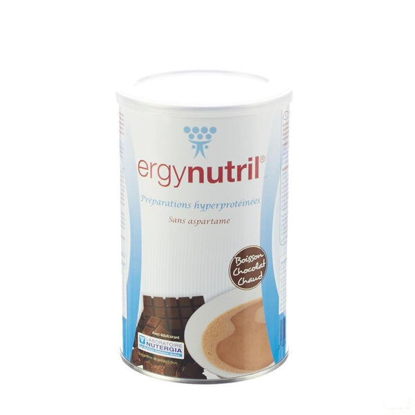 Ergynutril Chocolade Pdr Pot 300g - Laboratoire Nutergia - InstaCosmetic