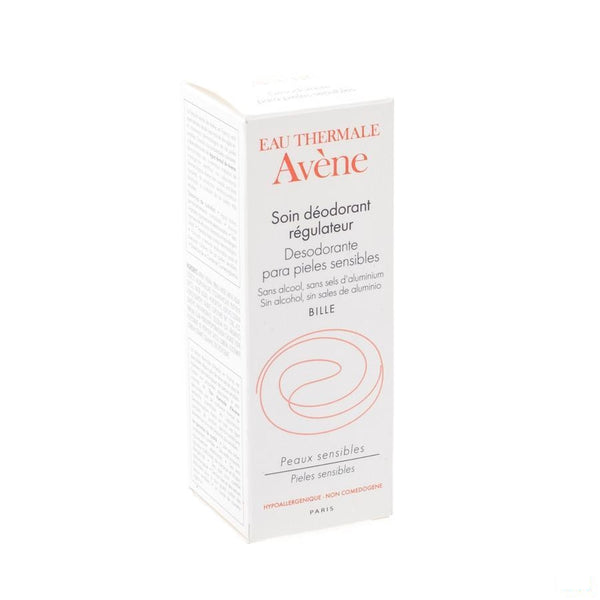 Avène Body - Deodorant Roll On - 50ml - Avene - InstaCosmetic