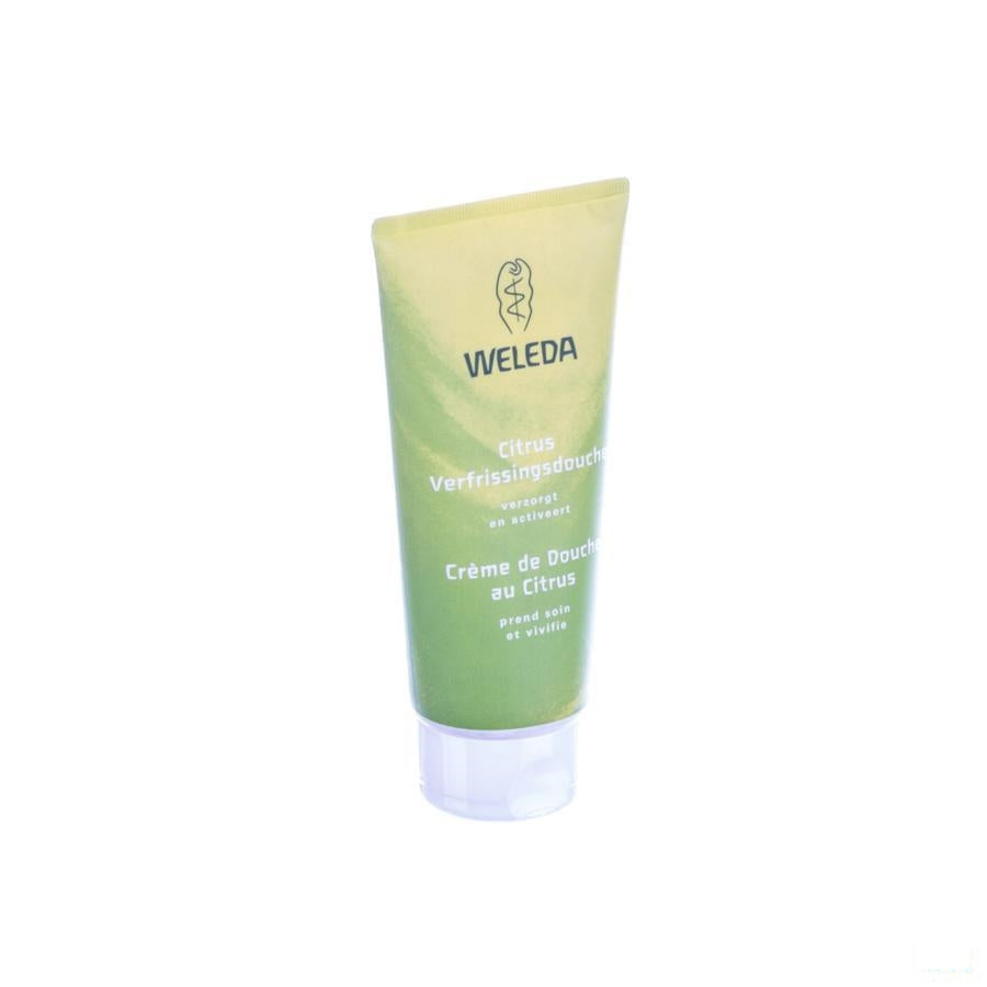 Weleda Verfrissingsdouche Citrus Tube 200ml