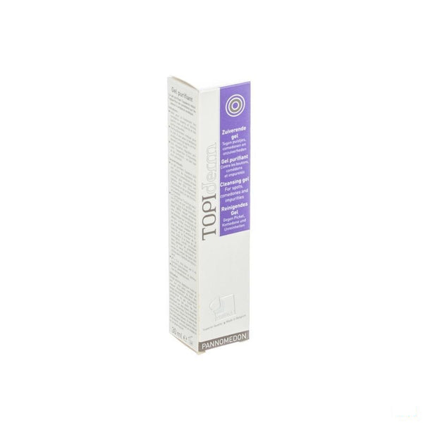 Topiderm Zuiverende Gel 30ml - Pannoc - InstaCosmetic