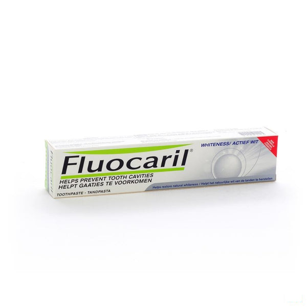 Fluocaril Whitening Tandpasta 75ml - Procter & Gamble - InstaCosmetic