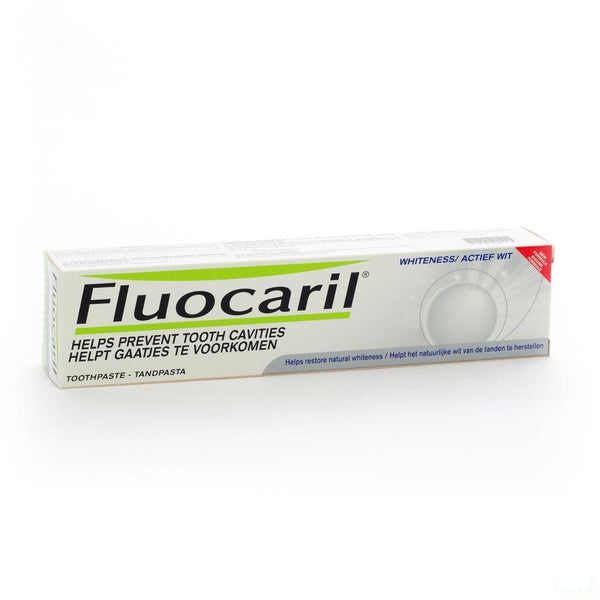 Fluocaril Whitening Tandpasta 125ml - Procter & Gamble - InstaCosmetic