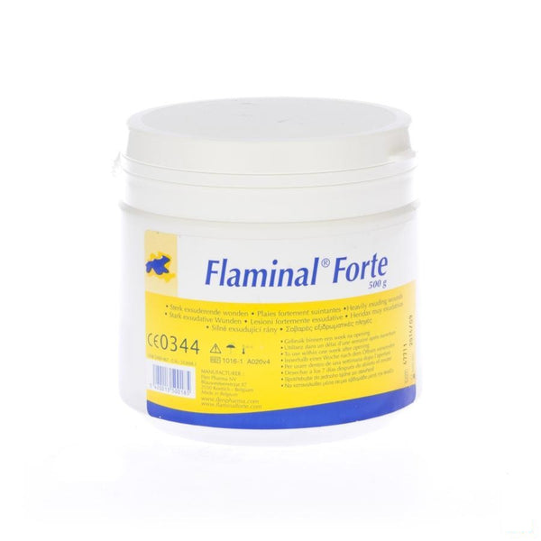 Flaminal Forte Pot 500g - Flen Pharma - InstaCosmetic
