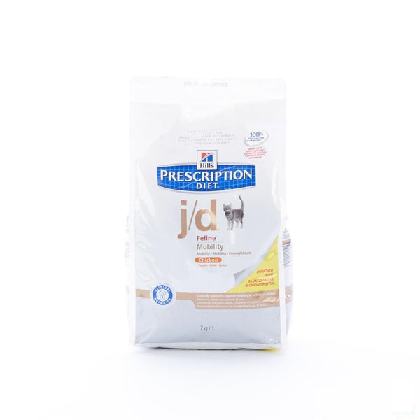 Hills Prescrip.diet Feline Jd 2kg 6135m - Hill's Pet Nutrition - InstaCosmetic