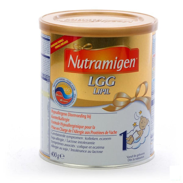 Nutramigen 1 Lgg Lipil Pdr 400g - Mead Johnson Nutrition 0819 - InstaCosmetic
