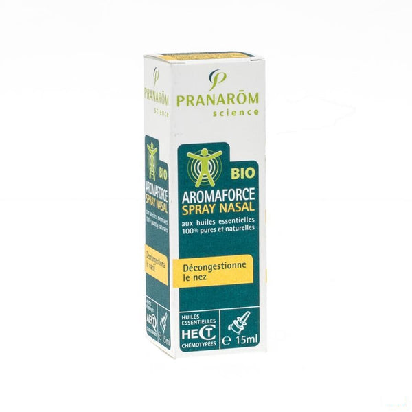 Aromaforce Neusspray Ess Olie 15ml - Pranarom International Sa - InstaCosmetic