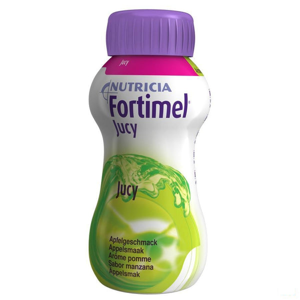 Fortimel Jucy Appel Cluster 4x200ml 65445 - Nutricia - InstaCosmetic