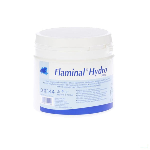 Flaminal Hydro Pot 500g Nf - Flen Pharma - InstaCosmetic