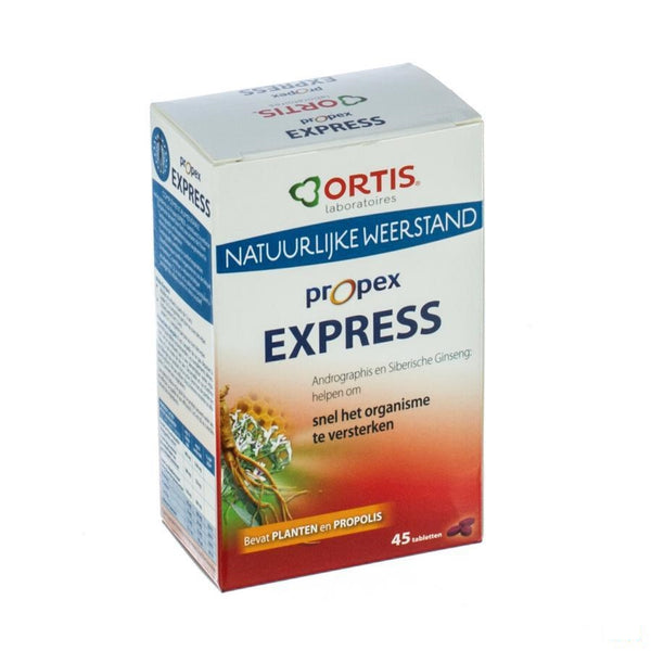 Ortis Propex Express Tabletten 45 - Ortis - InstaCosmetic