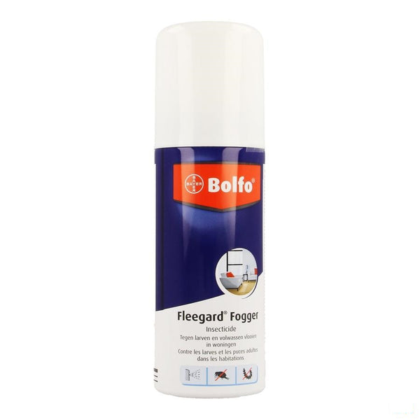 Bolfo Fleegard Fogger Spray 150ml - Bayer - InstaCosmetic