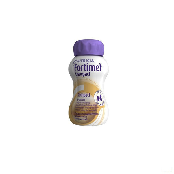 Fortimel Compact Mokka 4x125ml - Nutricia - InstaCosmetic