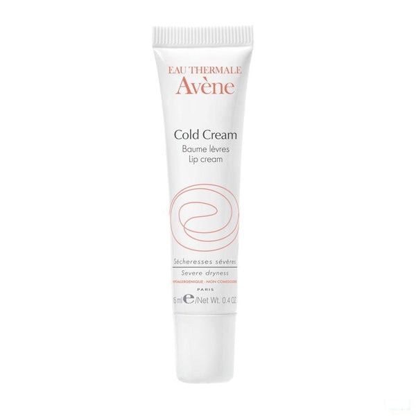 Avene Cold Cream Lipbalsem 15 Ml - Avene - InstaCosmetic