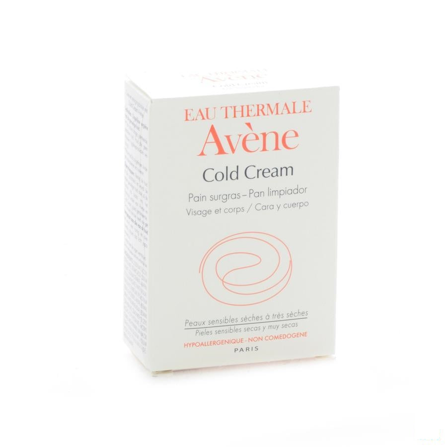 Avene Cold Cream Wastablet 100 G