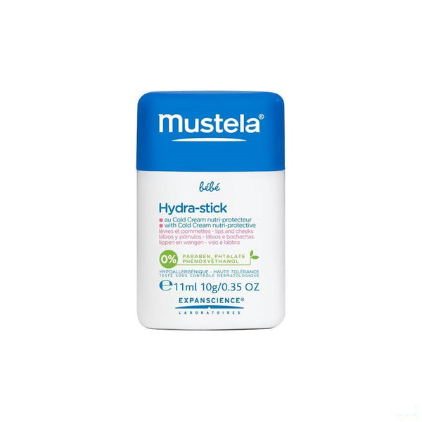 Mustela Bb Hydra Stick Cold Cream 10g - Mustela - InstaCosmetic