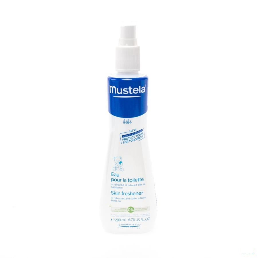 Mustela Bb Toiletwater Fl Vapo 200ml