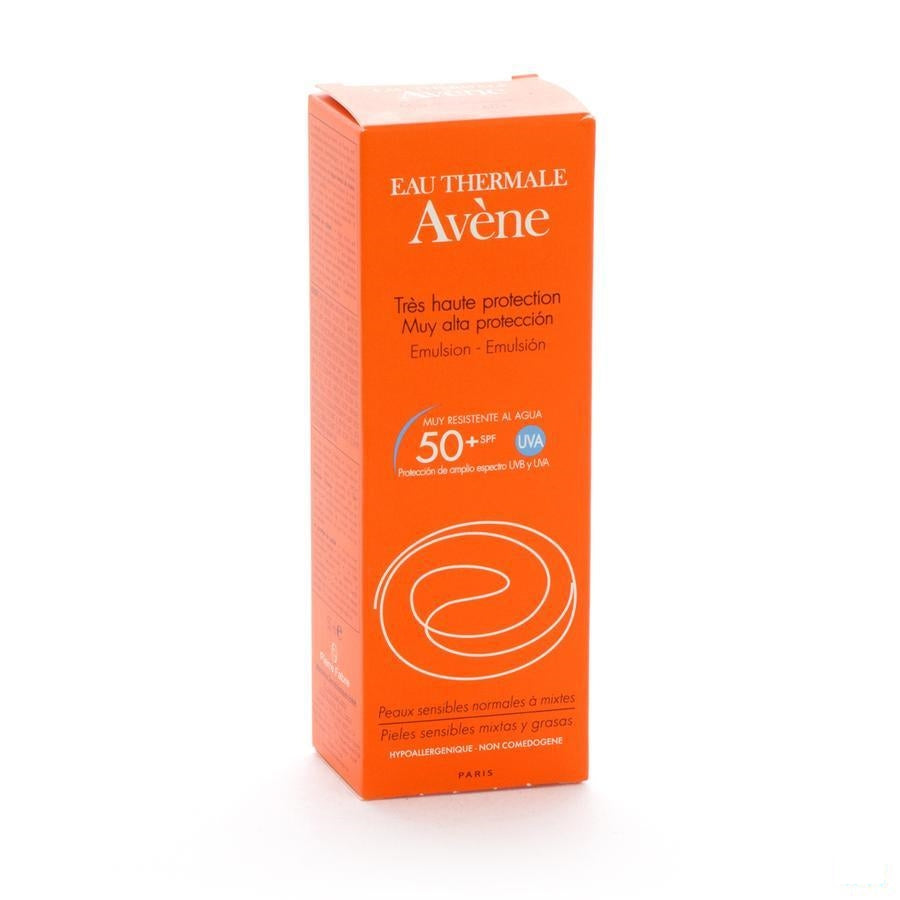 Avene Zonemulsie Ip50+ 50 Ml