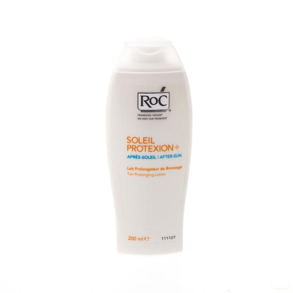 Roc Sol Protexion Aftersun Melk Langd.bruin. 200ml - Johnson & Johnson - InstaCosmetic