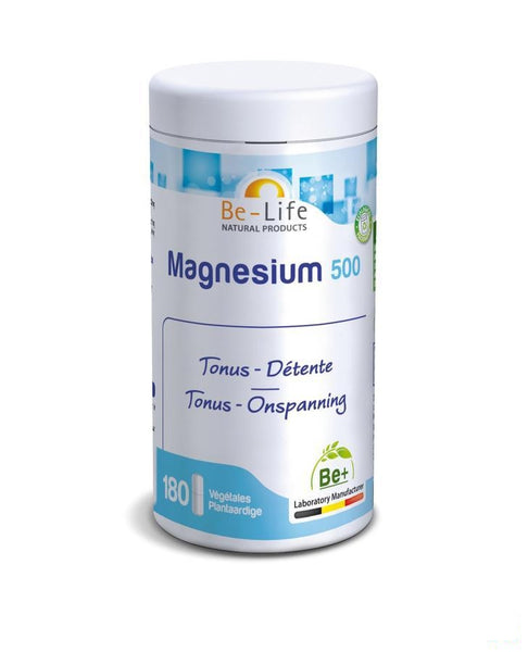 Magnesium 500 Minerals Be Life Gel 180 - Bio Life Sprl - InstaCosmetic