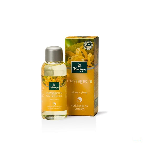 Kneipp Massageolie Ylang Ylang 100ml