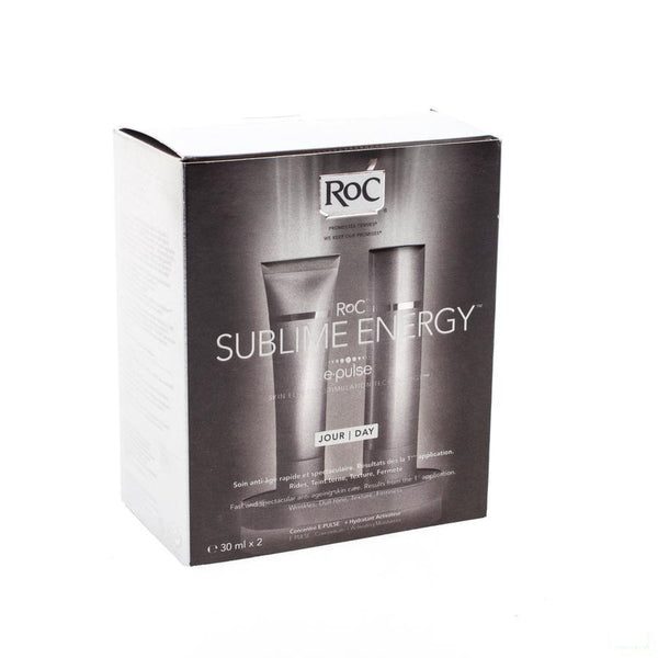 Roc Sublime Energy Dagcreme 2x30ml - Roc - InstaCosmetic