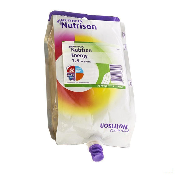 Nutrison Energy Pack 1000ml Vervangt 1237-437 - Nutricia - InstaCosmetic