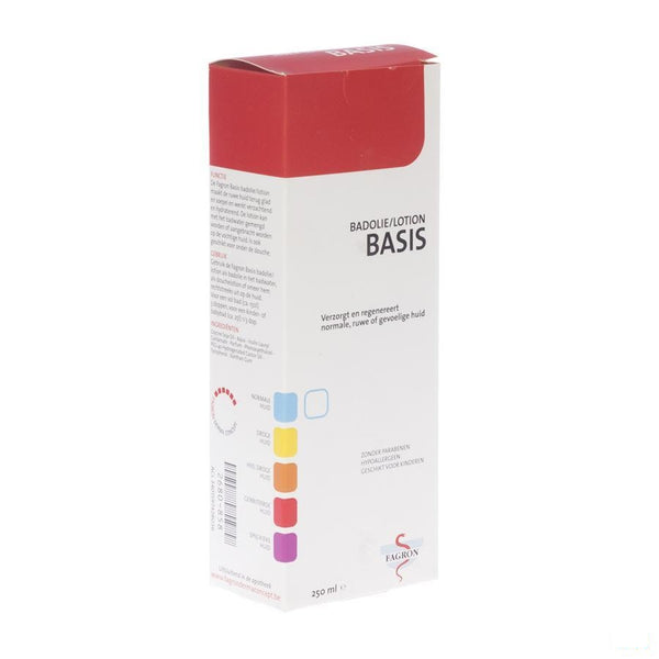 Fdc Basis Badolie Lotion 250ml - Fagron - InstaCosmetic