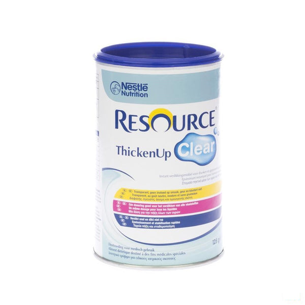 Resource Thickenup Clear Pdr 125g - Nestle - InstaCosmetic