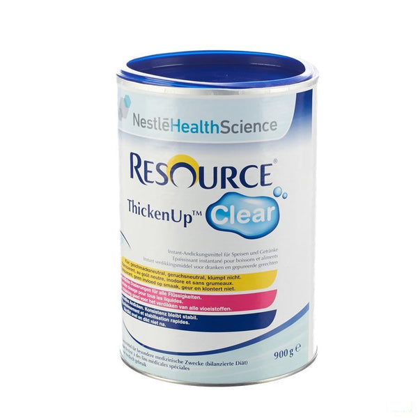 Nestlé - Resource Thickenup Clear Poeder 900g - Nestle - InstaCosmetic