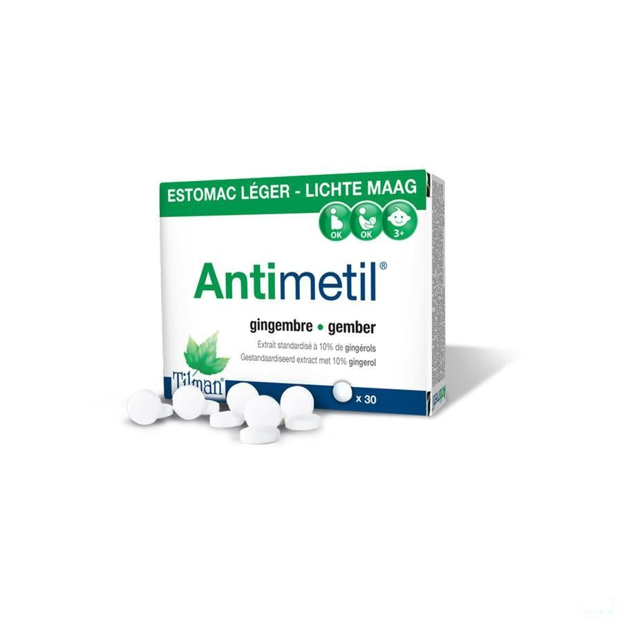 Antimetil Tabletten 30