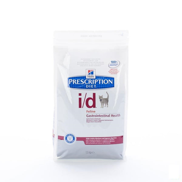 Hills Prescrip.diet Feline Id 1,5kg 8633m - Hill's Pet Nutrition - InstaCosmetic