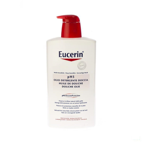 Eucerin Ph5 Douche Olie 1000ml - Beiersdorf - InstaCosmetic