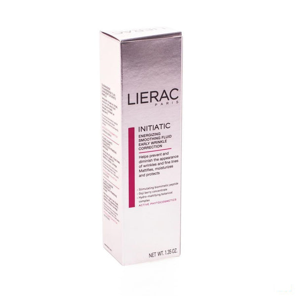Lierac Initiatic Fluide 40 Ml - Lierac - InstaCosmetic