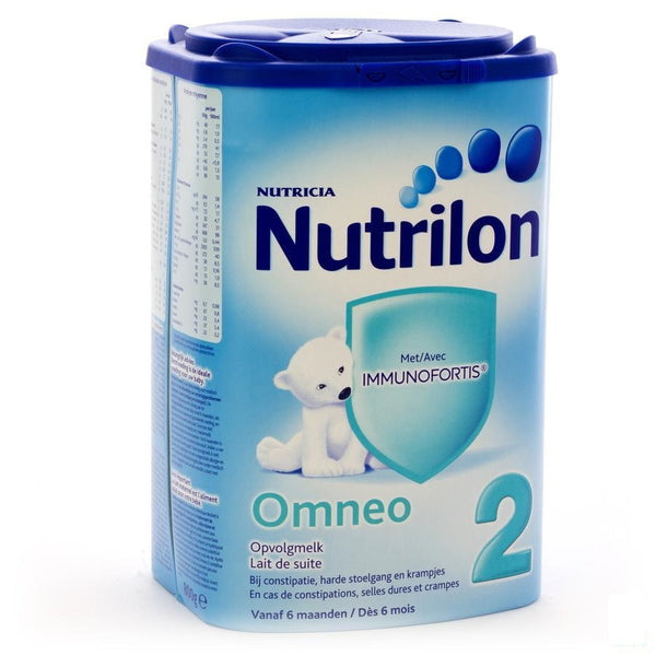 Nutrilon Omneo 2 Opvolgmelk Pdr 800g - Nutricia - InstaCosmetic