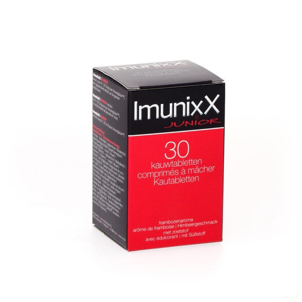 Imunixx Junior Kauwtabletten 30x 828mg - Ixx Pharma - InstaCosmetic