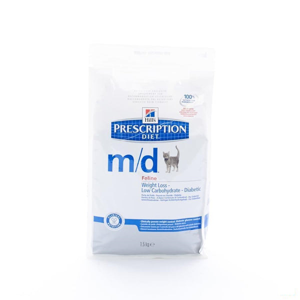 Hills Prescrip.diet Feline Md 1,5kg 8685m - Hill's Pet Nutrition - InstaCosmetic