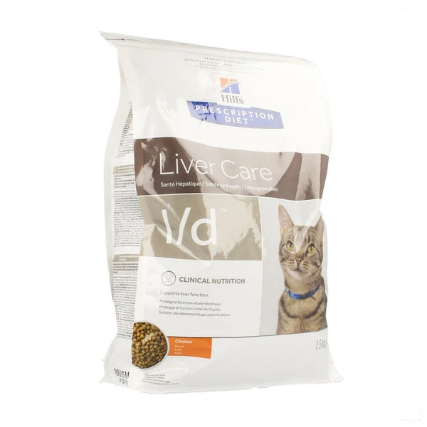 Hills Prescrip.diet Feline Ld 1,5kg 8695m - Hill's Pet Nutrition - InstaCosmetic