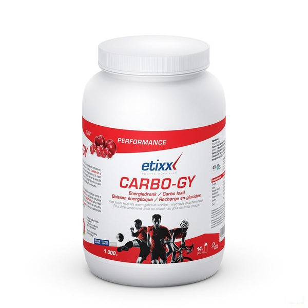 Etixx Carbo Gy Pdr Pot 1kg - Axone Pharma - InstaCosmetic