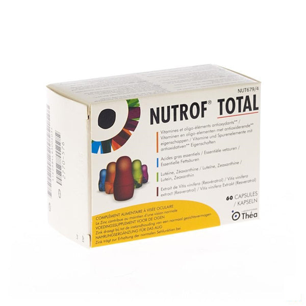 Nutrof Total tabletten 60 - Thea Pharma - InstaCosmetic
