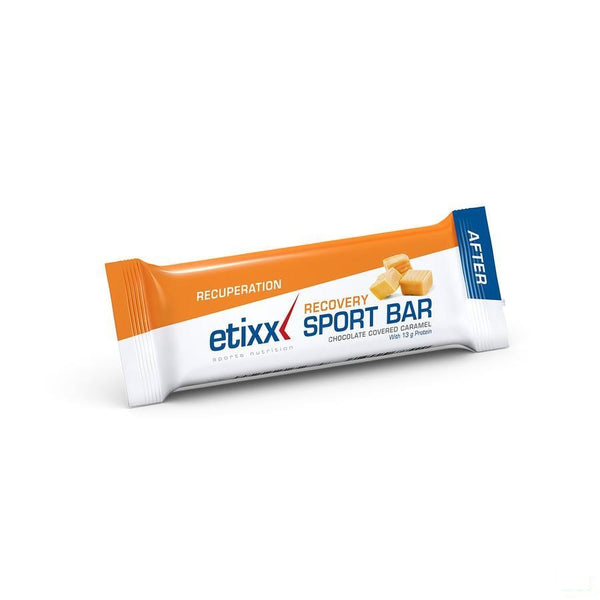 Etixx Recovery + Energy Sport Bar 1x40g - Ceres Pharma - InstaCosmetic
