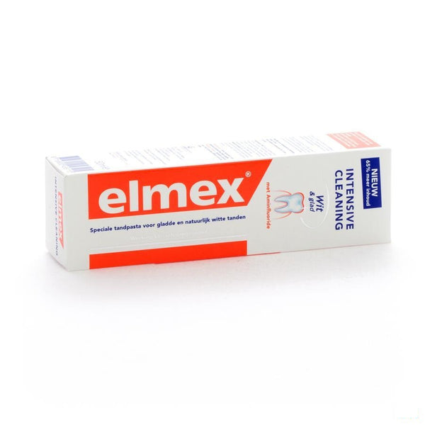 Elmex Intensive Cleaning Tandpasta Tube 50ml - Elmex-meridol - InstaCosmetic