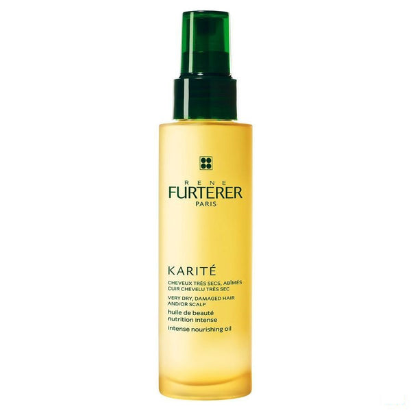 Furterer Karite Huile Beaute Nutri Intens Fl 100ml - Furterer - InstaCosmetic